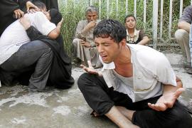 Sangriento atentado contra un centro de reclutamiento militar en Bagdad