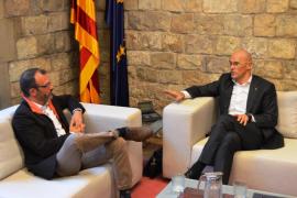 El Govern se ofrece como mediador entre el Estado y Catalunya