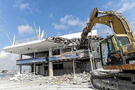 El nuevo edificio de es Martell difícilmente estará acabado antes del próximo verano