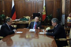 Putin ordena la retirada del grueso de las tropas rusas de Siria