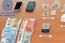 Detenida la propietaria de un bar en Vila por venta de drogas