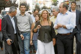 Gómez dice que su candidatura es la del trabajo frente a la «cultura del pelotazo»