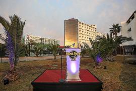 Palladium defiende que la pantalla LED está en suelo urbano y se ajusta a la licencia municipal