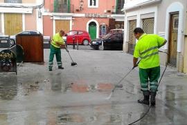 VÍDEO: Vila logra al fin que una nueva empresa asuma la limpieza de la ciudad