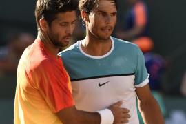 Rafa Nadal y Feliciano López pasan a octavos de final en Indian Wells