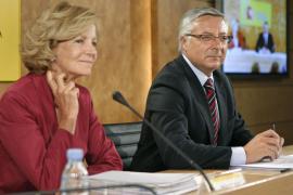 Elena Salgado descarta una nueva subida de impuestos para el año que viene