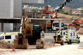 Balears ha registrado más de 6.800 accidentes laborales en lo que va de año, tres de ellos mortales