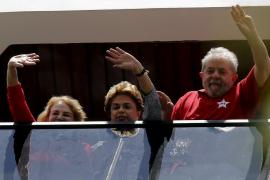Lula da Silva bloquea la justicia aceptando un cargo en el Gobierno de Brasil