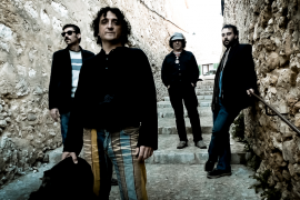Moonlight drivers, Purple head y War pigs protagonizan un viaje a los sesenta y setenta