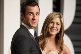 Jennifer Aniston y Justin Theroux, rumores de divorcio