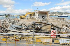 Los comerciantes quieren parquin en es Martell si el nuevo edificio se deja para después de verano