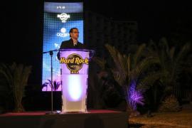 El GEN registra la denuncia contra la pantalla del Hard Rock y pide el precinto de la instalación