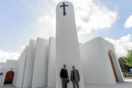Una iglesia para más de 500 fieles de Ses Païsses y Can Bonet