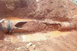 Sant Josep invertirá 1,6 millones para evitar fugas de agua