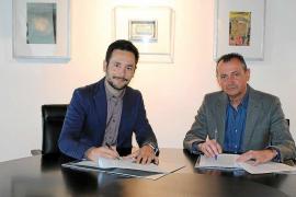 Vila firma un crédito de 3,7 millones de euros para financiar 14 obras de mejora