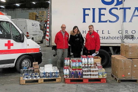 Donación a Cruz Roja Eivissa de la Fundación Abel Matutes