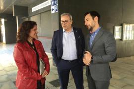 El Consell y Vila acuerdan la reapertura de la estación del Cetis antes del verano