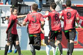 Martí deja el 'play off' apalabrado para el Formentera