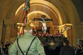 Fervor por el Cristo de la Agonía y Nuestra Señora de la Esperanza