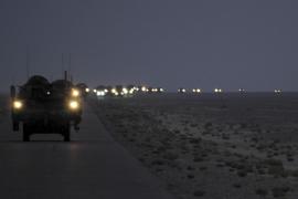 EEUU retira de Irak a sus soldados de combate y da paso a la 'operación Nuevo Amanecer'