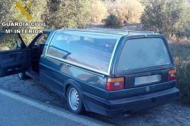 Detenidos tres chicos por robar un coche fúnebre con un ataúd en su interior
