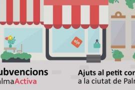 Cort ayudará a los pequeños comercios con una subvención de hasta 2.300 euros por establecimiento