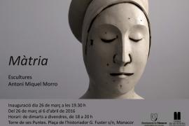 Exposición de Antoni Miquel Morro en Manacor
