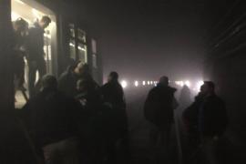 Explosión en el metro de Bruselas