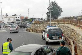 Detenida una pareja que asaltó una vivienda de Santa Gertrudis