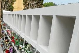 Sant Antoni habilita 60 nuevos nichos en el cementerio para paliar la falta de espacio