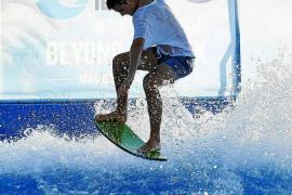 Surf Lounge acoge el Europeo