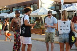 Sant Antoni prohíbe los tiqueteros y pasacalles comerciales durante 2016