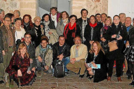 Pasión por el arte en el Far de Ses Coves Blanques de Sant Antoni