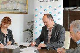 Santa Eulària y La Caixa renuevan el programa 'Gent Gran' de talleres para mayores