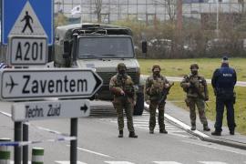 Medidas de seguridad en las inmediaciones del aeropuerto de Zaventem