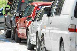 El 80% de las multas que se ponen en Vila son por aparcar indebidamente en la zona azul