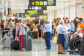 El final de marzo trae 44 conexiones aéreas a Eivissa de las que 34 son internacionales