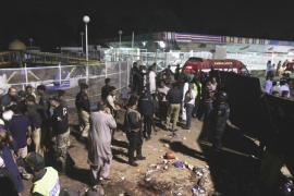 Un atentado suicida deja 69 muertos y más de 300 heridos en Pakistán