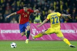 Una selección sin gol empata ante Rumanía