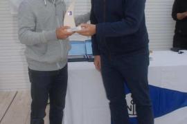 Nicklas, subcampeón de la Copa de España