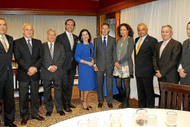 Despedida del general Fernando Aznar