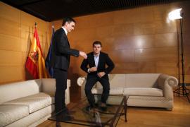 C's insiste en que el acuerdo con el PSOE debe ser el centro de la negociación con Podemos