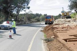 Exigen que se reduzcan las molestias a los afectados por la carretera de Sant Joan