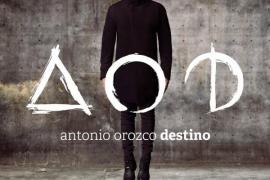 Antonio Orozco actuará en las fiestas de mayo de Santa Eulària