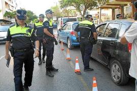 Denunciados 42 conductores en Vila durante una campaña de la DGT