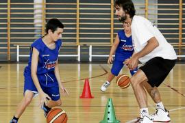 Jordi Grimau repite campus en Sant Antoni
