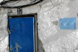 Vila desalojará  20 casas de sa Penya entre el 26 y 27 de abril con fuertes medidas de seguridad