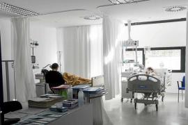 Urgencias recupera la sala de pediatría para niños al bajar la presión asistencial