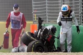 Fernando Alonso no correrá este domingo en Baréin
