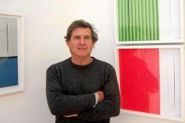 Fernando Jiménez rinde homenaje a Lucio Fontana